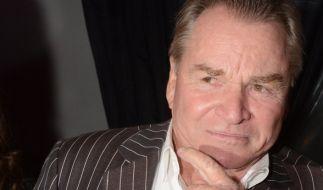 Nach einer lebensrettenden Herzoperation im vergangenen Jahr blickt Schauspieler Fritz Wepper optimistisch in die Zukunft. (Foto)