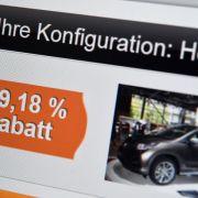 Auto online kaufen? Worauf Sie achten sollten (Foto)