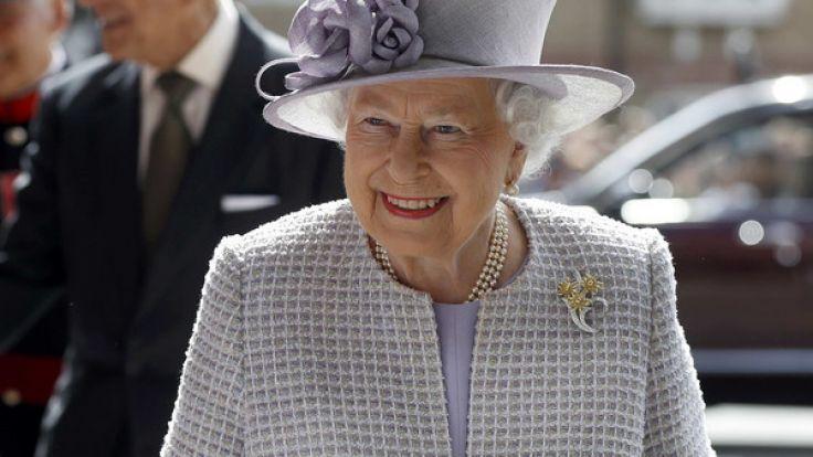 Die Queen feiert am 21.4.2017 ihren 91. Geburtstag.