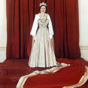 Elizabeth wurde 1953 gekrönt.