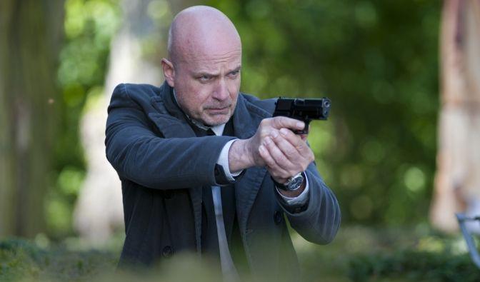 Hauptkommissar Bruno Schumann (Christian Berkel) ist endlich wieder im Einsatz.