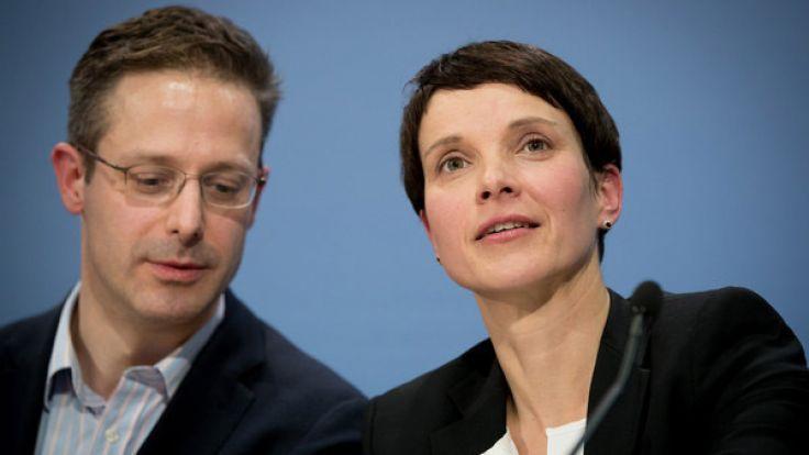 Marcus Pretzell und Frauke Petry wollen die AfD koalitionsfähig machen.