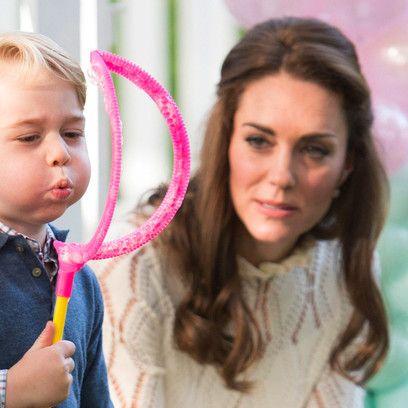 So litt sie nach der Geburt ihres Sohnes Prinz George (Foto)