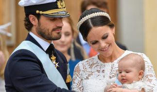 Bei Prinz Carl Philip von Schweden und seiner Ehefrau Prinzessin Sofia von Schweden hat sich zum zweiten Mal Nachwuchs angekündigt. (Foto)