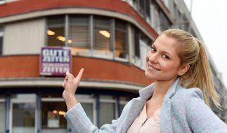 GZSZ-Star Valentina Pahde hat früher in der Schule gemogelt. (Foto)