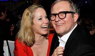 Schauspieler Harald Krassnitzer ist seit 2009 mit seiner Kollegin Ann-Kathrin Kramer verheiratet. (Foto)