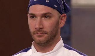 "Paul Giganti nahm an de US-TV-Kochshow ""Hell's Kitchen"" teil. (Foto)"