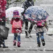 Schnee-Schock in Deutschland! Jetzt wird es nochmal winterlich (Foto)