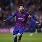 Barça siegt im irren Clásico gegen Real - Messi mit 500. Tor (Foto)