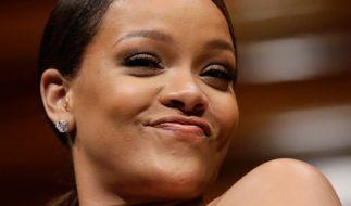 Rihanna hat ein besonderes Geburtstagsgeschenk für die Queen. (Foto)