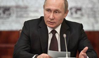 Putin lässt die Berichterstattung beim Confed Cup 2017 zensieren. (Foto)