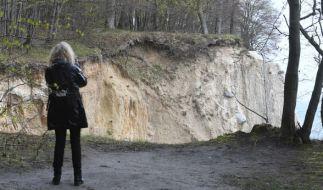 Schön und tödlich zugleich: Die Kreideküste auf Rügen. (Foto)