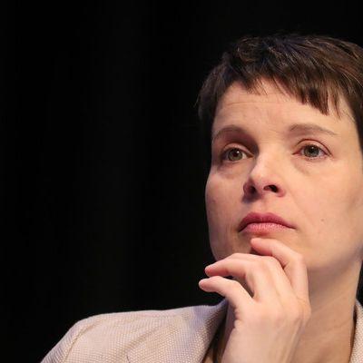 Müde, abgekämpft, schwanger - Ist Petrys AfD-Karriere vorbei? (Foto)