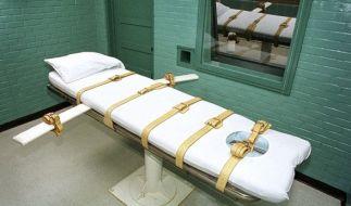In Arkansas sind zwei verurteilte Mörder an einem Tag hingerichtet worden - eine Doppelhinrichtung gab es in dem US-Bundesstaat zuletzt vor 16 Jahren. (Foto)