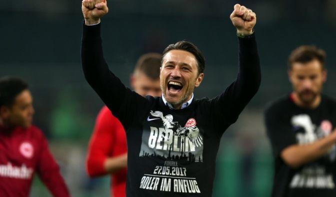 DFB-Pokal Halbfinale 2017 -Ergebnis