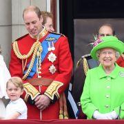 DIESEN kuriosen Spitznamen verpasste Prinz William seiner Oma (Foto)