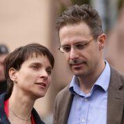 AfD legt nach Petry-Rückzug wieder zu - NRW hat wenig Grund zur Freude (Foto)