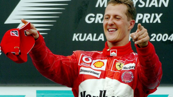 Neues Von Michael Schumacher