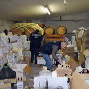 Gesundheitsgefährdend! Europol entdeckt tonnenweise gefälschte Lebensmittel (Foto)