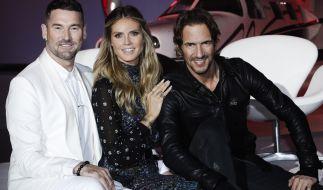 Heidi Klum, Thomas Hayo und Michael Michalsky entführen die Nachwuchs-Models am 27. April ins Wunderland. (Foto)