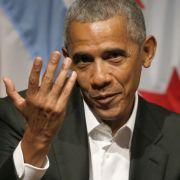 Nicht schlecht, Herr Ex-Präsident! 400.000 Dollar für eine Rede (Foto)