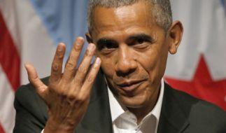 Obama wird auf einer Konferenz für Gesundheitsversorgung sprechen. (Foto)