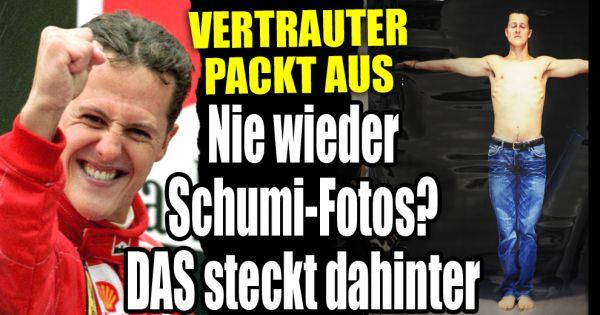 Gibt Es Etwas Neues Von Michael Schumacher