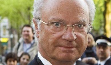 König Carl XVI. Gustaf von Schweden
