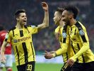 DFB Pokal-Halbfinale 2017 - Ergebnis
