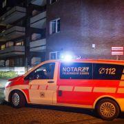Polizei erschießt Messermann in Essen (Foto)