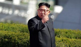 """Sind Kim Jong-Uns Drohungen vom """"totalen Krieg"""" nur ein Bluff? (Foto)"""