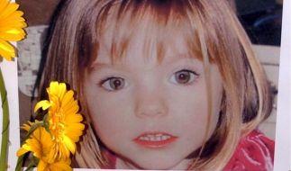 Maddie McCann wurde am 3. Mai 2007 aus einer Ferienwohnung in Portugal entführt. (Foto)