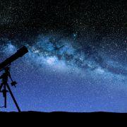 Sternschnuppen und Jupiter erleuchten den Nachthimmel (Foto)