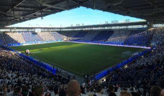 In der dritten Liga steht der 35. Spieltag an. (Foto)
