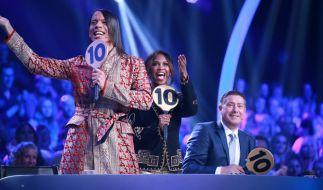 """Vorhang auf für Folge 6 von """"Let's Dance"""": Jorge Gonzalez, Motsi Mabuse und Joachim Llambi (von links nach rechts). (Foto)"""