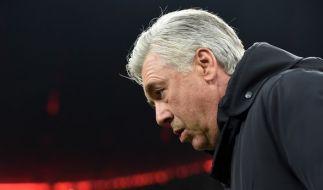 Carlo Ancelotti bleibt Trainer des FC Bayern München. (Foto)