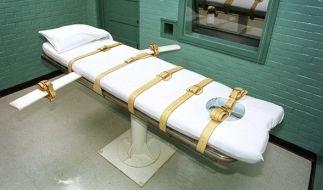 Im US-Bundesstaat Arkansas ist der vierte Häftling innerhalb von acht Tagen hingerichtet worden. (Foto)