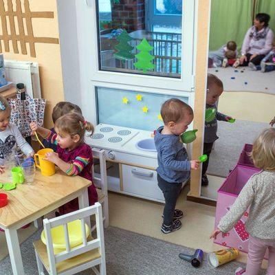 Flüchtling haust in Kita-Keller - und die Eltern rasten aus (Foto)