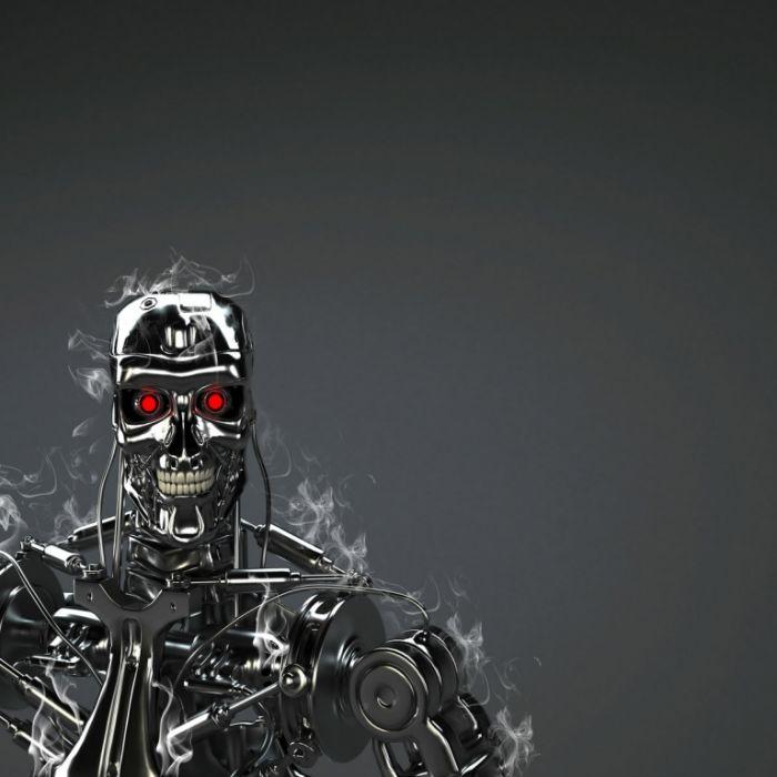 Ende der Menschheit durch Maschinen steht kurz bevor (Foto)