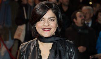 Schauspielerin Jasmin Tabatabai ist auch als Musikerin äußerst erfolgreich. (Foto)