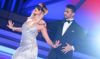 """Cheyenne Pahde bei """"Let's Dance"""" mit Profitänzer Andrzej Cibis. (Foto)"""
