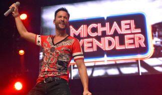 "Michael Wendler, der ""King of Pop-Schlager"", wagt sein Comeback. (Foto)"