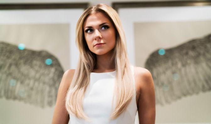 """Wird sich Sunny trauen? Valentina Pahde schlüpft zum 25. Jubiläum von """"Gute Zeiten, schlechte Zeiten"""" in die Rolle der Braut. (Foto)"""