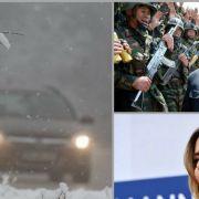 Bombenhagel aufs Weiße Haus - HIER drohen Unwetter - Sophia Thomalla gesteht Liebe (Foto)
