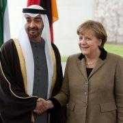 Merkel vor radikalen Predigern in Deutschland gewarnt (Foto)