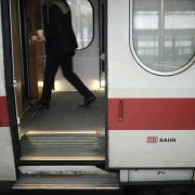 ICE entgleist im Dortmunder Hauptbahnhof - Keine Verletzten (Foto)