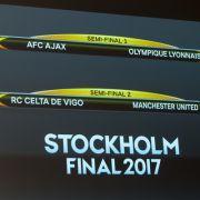 Schalke-Bezwinger Ajax vor EL-Final-Einzug nach 4:1 gegen Lyon (Foto)