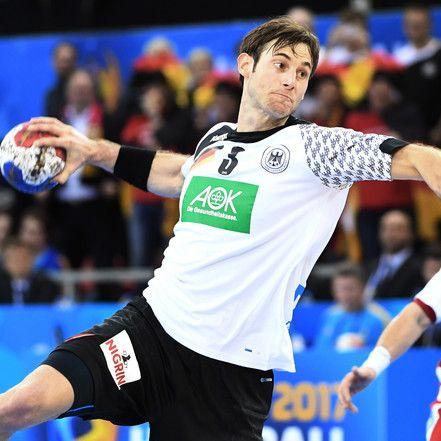 DHB-Handballer nach Sieg in Slowenien auf EM-Kurs (Foto)