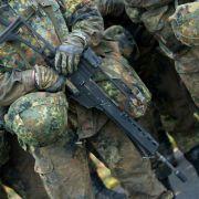 Verdacht auf rechtsextremes Netzwerk in der Bundeswehr (Foto)