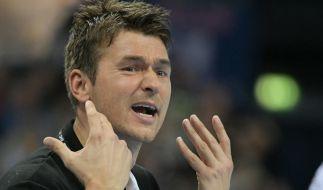 Christian Prokop ist der neue Bundestrainer der deutschen Handball-Nationalmannschaft und beerbt Ex-Coach Dagur Sigurdsson. (Foto)